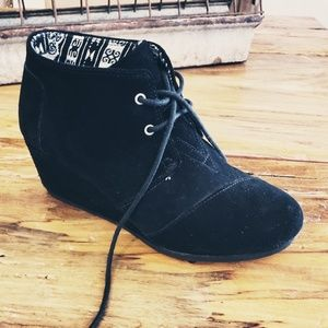 New! Tom's Ankle Boot